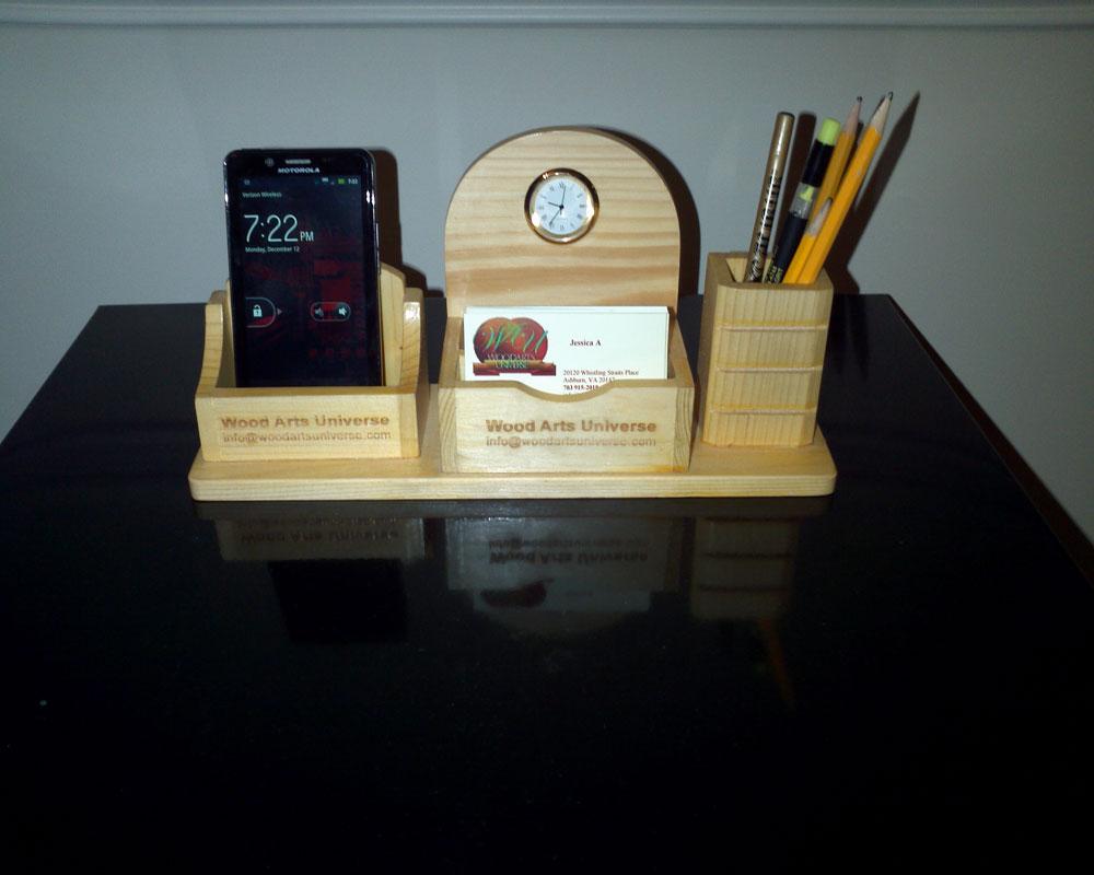 Unique Desk Accessories For Men Personalized Executive